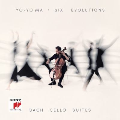 Cover image for Six evolutions : cello suites