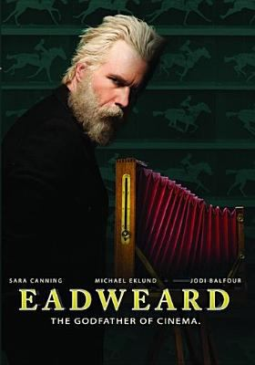 Cover image for Eadweard