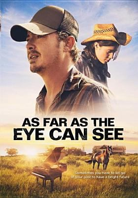 Cover image for As far as the eye can see