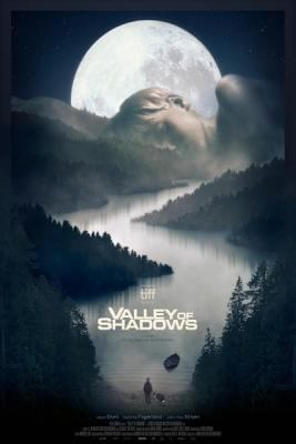 Cover image for Valley of shadows