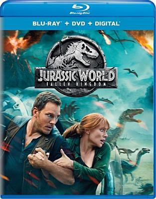 Cover image for Jurassic World. Fallen kingdom