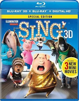 Cover image for Sing 3D