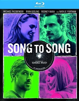 Cover image for Song to song
