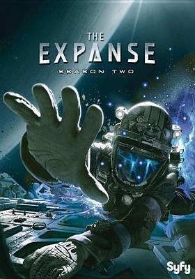 Cover image for The expanse. Season two