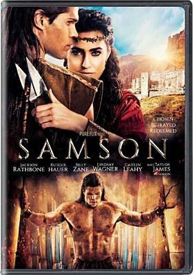 Cover image for Samson