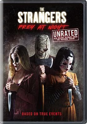 Cover image for The strangers : prey at night