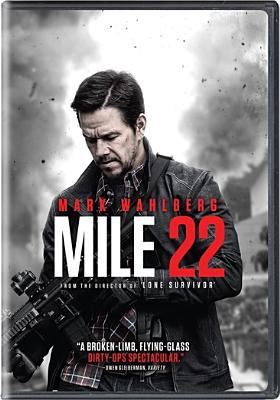 Cover image for Mile 22