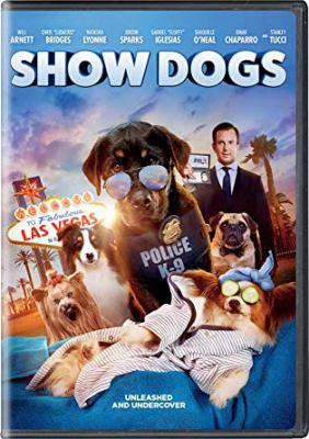 Cover image for Show dogs