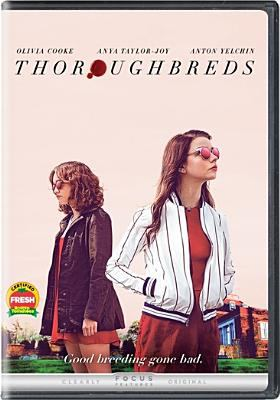Cover image for Thoroughbreds