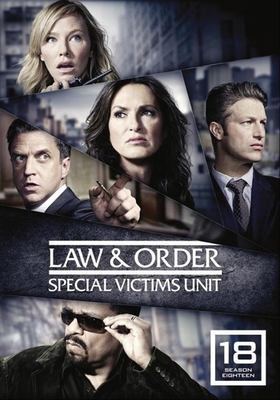 Cover image for Law & order: Special victims unit. 18, season eighteen