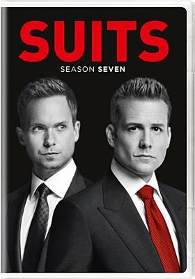 Cover image for Suits. Season seven