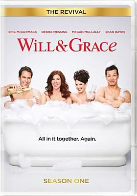Cover image for Will & Grace, the revival. Season one