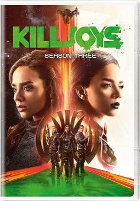 Cover image for Killjoys. Season three.