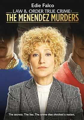 Cover image for Law & order true crime : the Menendez murders.
