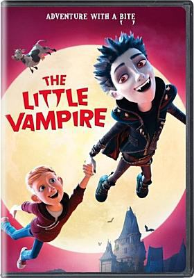 Cover image for The little vampire