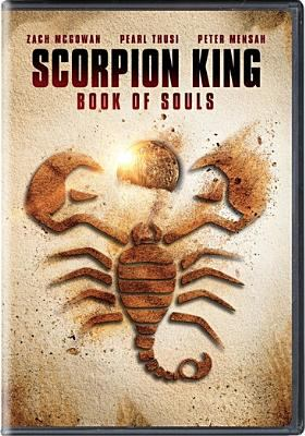 Cover image for Scorpion king: book of souls
