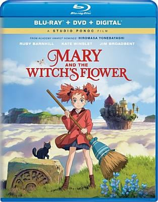 Cover image for Mary and the witch's flower