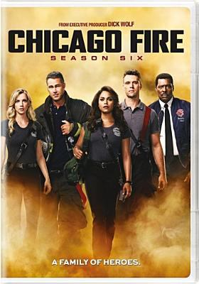 Cover image for Chicago fire. Season six