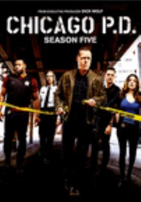Cover image for Chicago P.D. Season five