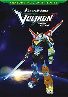 Cover image for Voltron, legendary defender. Season 1