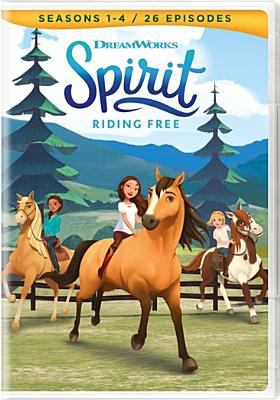 Cover image for Spirit riding free. Season 4