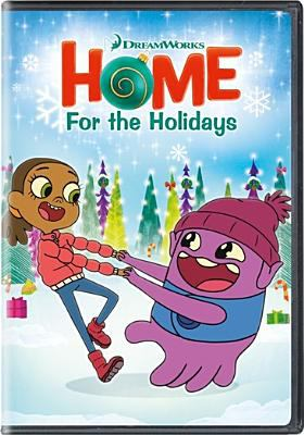 Cover image for Home for the holidays.