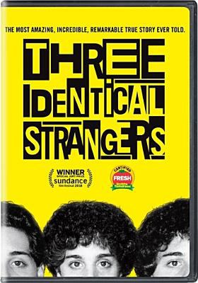 Cover image for Three identical strangers