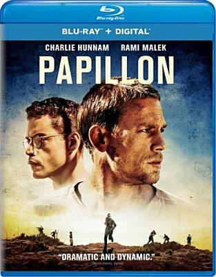 Cover image for Papillon