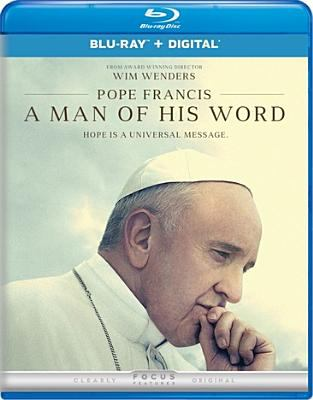 Cover image for Pope Francis : a man of his word