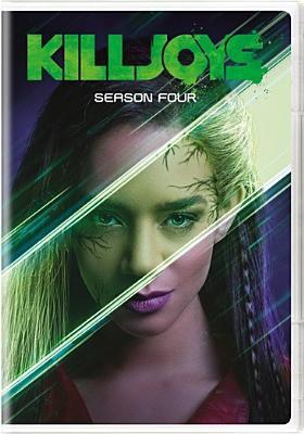 Cover image for Killjoys. Season four.