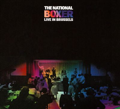 Cover image for Boxer live in Brussels