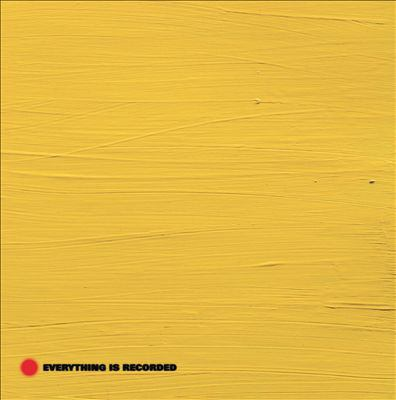 Cover image for Everything is recorded by Richard Russell