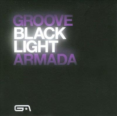 Cover image for Black light