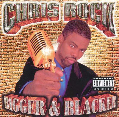 Cover image for Bigger & blacker