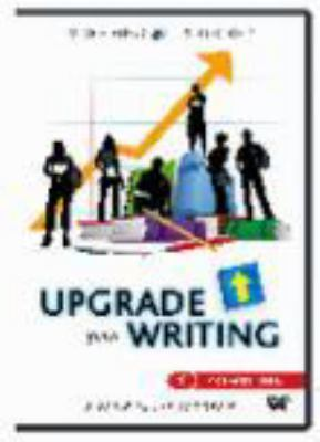 Cover image for Upgrade your writing. 1, Prewriting a basic skills program.