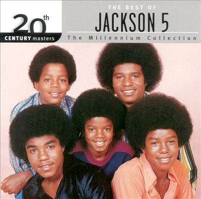 Cover image for The best of Jackson 5