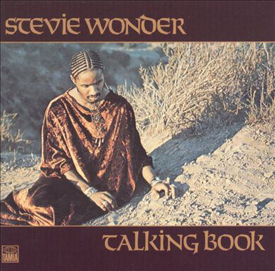 Cover image for Talking book