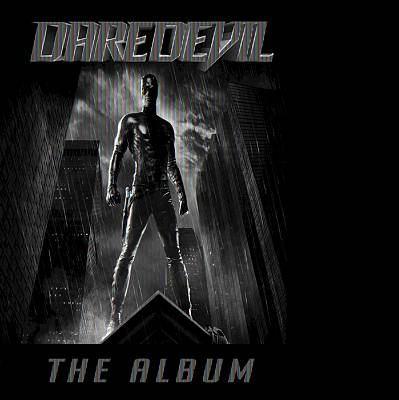 Cover image for Daredevil, the album