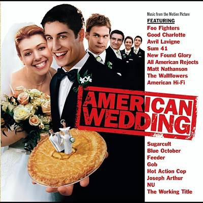 Cover image for American wedding music from the motion picture.