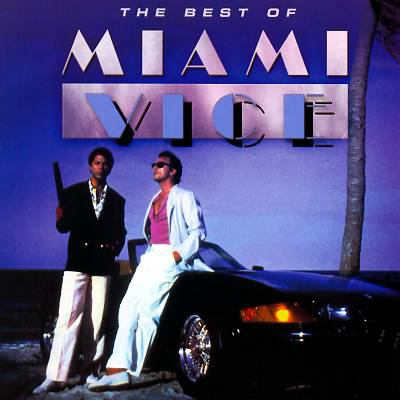 Cover image for The best of Miami vice