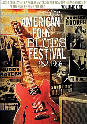 Cover image for The American folk blues festival