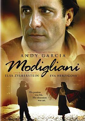 Cover image for Modigliani