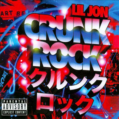 Cover image for Crunk rock
