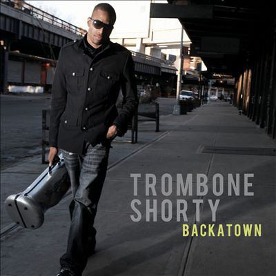 Cover image for Backatown