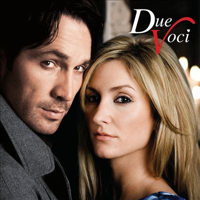 Cover image for Due Voci