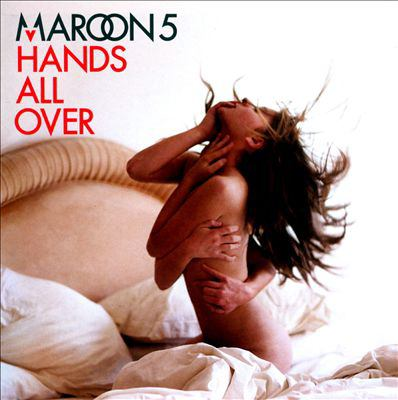 Cover image for Hands all over