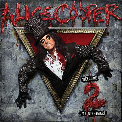 Cover image for Welcome 2 my nightmare