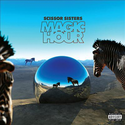 Cover image for Magic hour