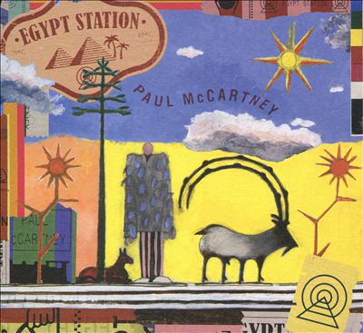 Cover image for Egypt station