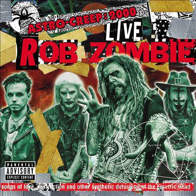 Cover image for Astro-creep: 2000 : live